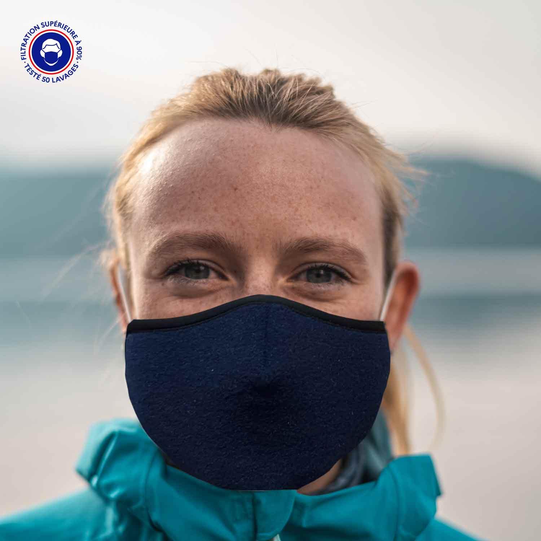 Masque Tissu Catégorie 1 | Arctic Breath – Euromed