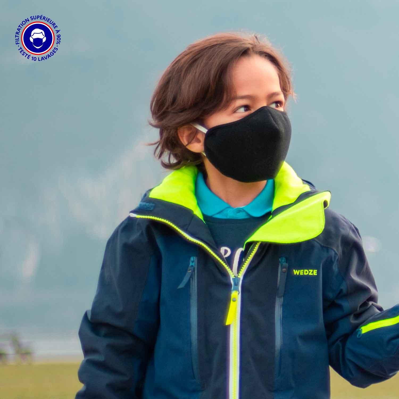 Balas Textile Masque Enfant Covid