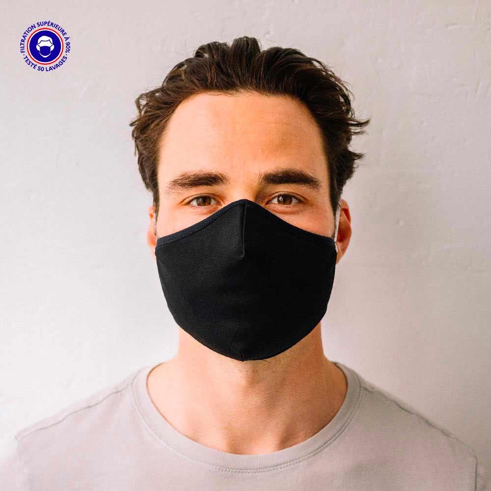 Masque Tissu Catégorie 1 | Sport & Grand Public | Tahiti Breath – Euromed